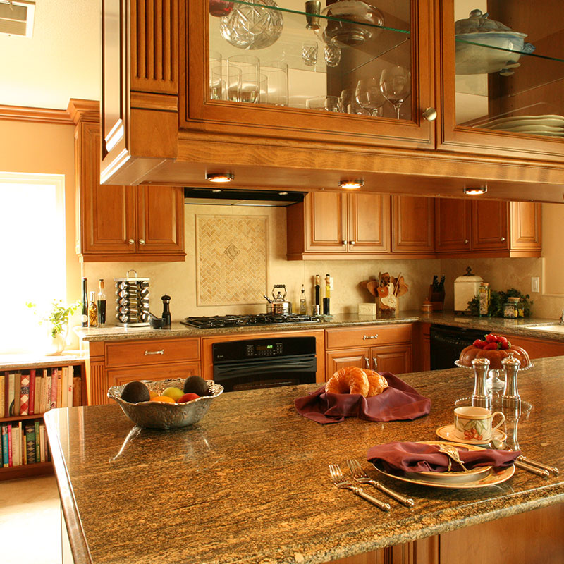 Custom cabinetry design services in orange county dchristjan for Residential cabinets